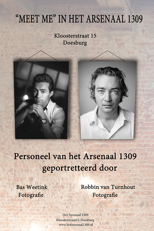exposite Meet me in het Arsenaal 1309 te Doesburg